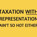Image for the Tweet beginning: Via taxation: - -#pacifists fund #war -#vegans subsidize