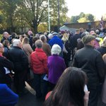 Image for the Tweet beginning: Another fabulous turnout in Wickford