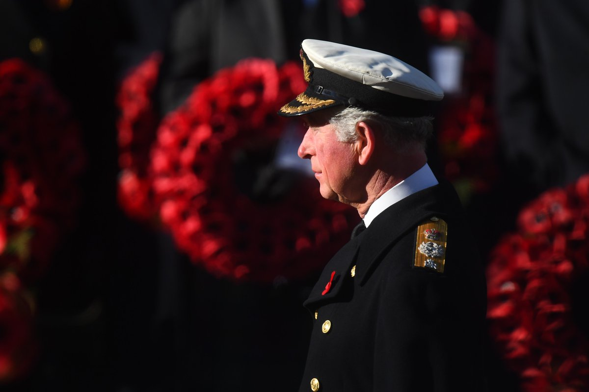 Read our round-up of Royal Remembrance events over the past week: royal.uk/remembrance-20… and find out more about the history and significance of Remembrance Sunday: royal.uk/remembrance-day #LestWeForget #RemembranceSunday #RemembranceDay