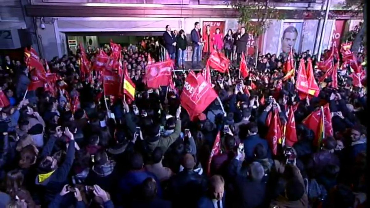 Despite Election Victory, Spain's Socialists Face Growing Far-Right Opposition