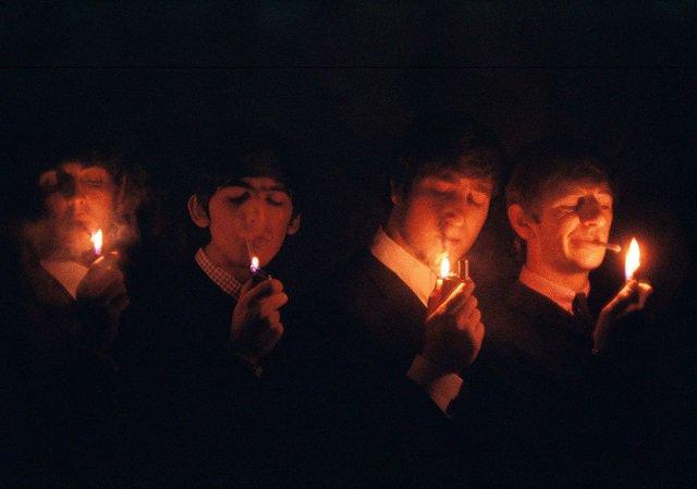 おはようございます#ライターの日#Beatles The Beatles - All My loving (Ed sullivan)