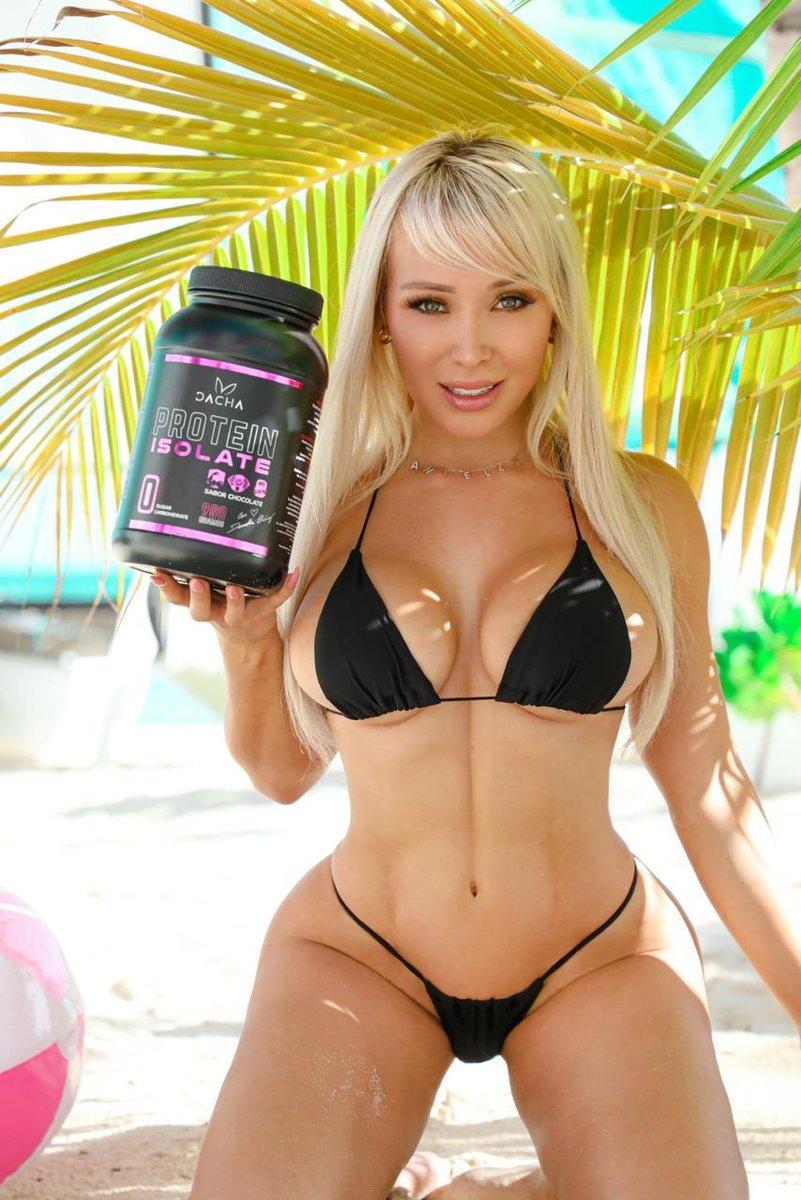 Proteína Isolada libre de Carbo y azúcar! Consigue la tuya en Dacha.cl quién será el primero en tenerla ?