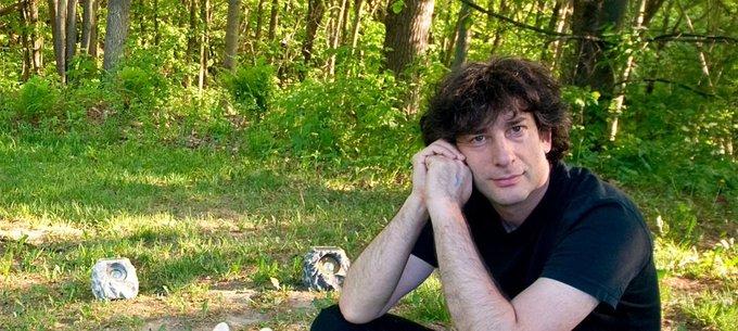 Happy Birthday to one of my favorite authors... Neil Gaiman