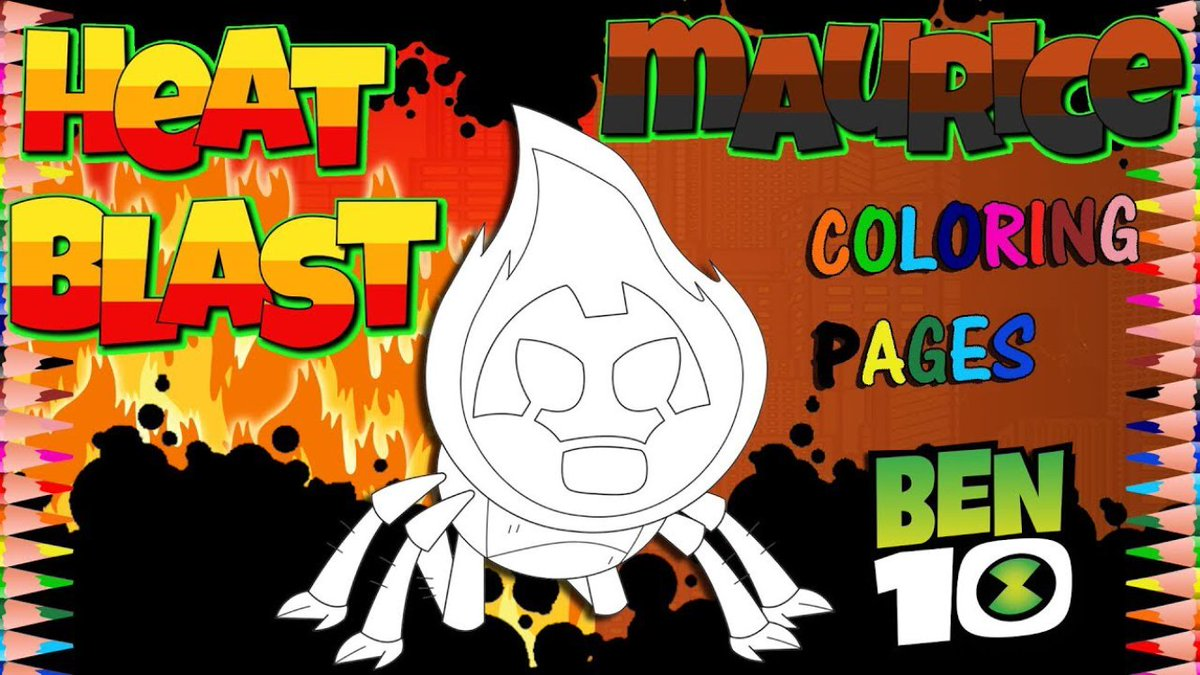 Ben 10 Reboot Heat Blast Maurice Body Swap Fusion Coloring Page🖍Youtube Channel In Bio🔗#artwork #coloring #coloringpage #digitalartist #cartoonnetwork #youtube #digital #artist #art #painting #digitalart #drawing #heatblast #ben10 #digitalartwork #artists #Fusion #BodySwap