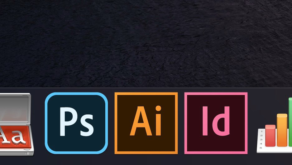 One is not like the others...  #GraphicDesign l #Adobe<br>http://pic.twitter.com/assMxAppLs
