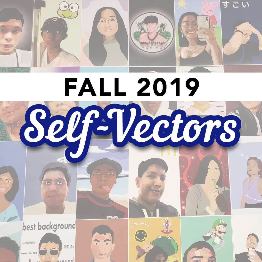 Fall 2019 Vectors are Up! Great job to all the graphic design students who finished their vectors! #SaberNation<br>http://pic.twitter.com/PSxWiOjKt0