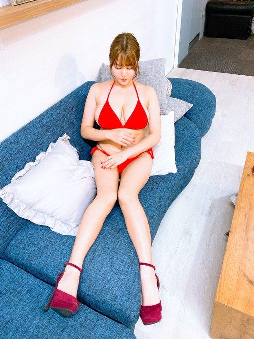 グラビアアイドルの自撮りエロ画像41