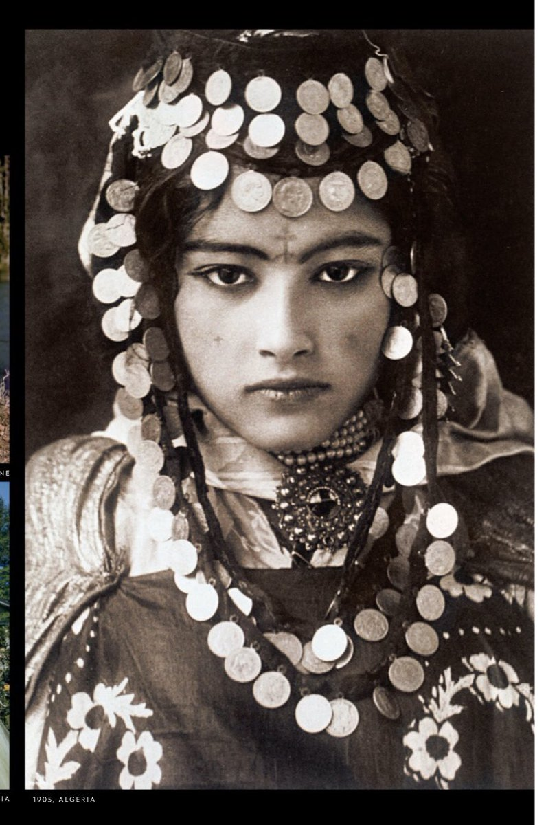 So inspired by the women issue @NatGeo this month. Also how fabulous is this lady from 1905 Algeria? <br>http://pic.twitter.com/hPXGIiO0zF