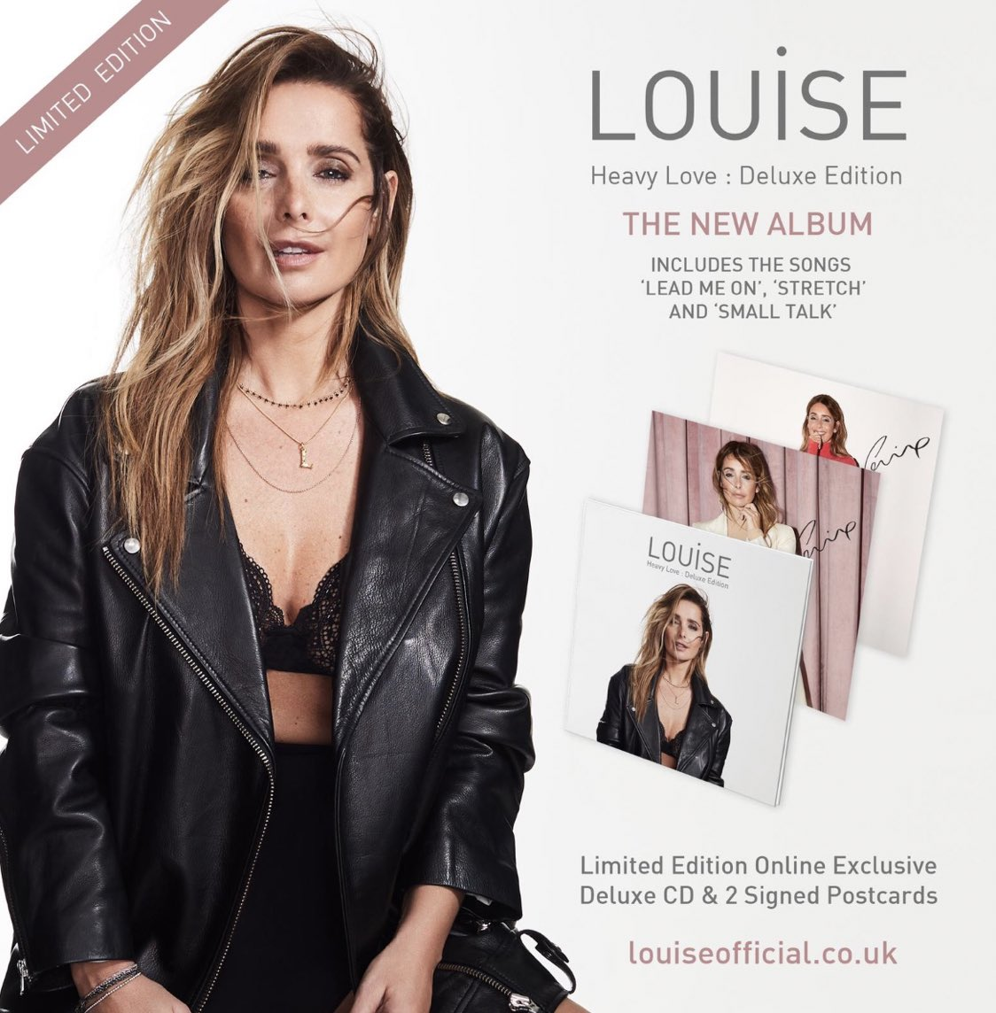 "Louise Redknapp >> album ""Heavy Love"" EJDE4FkXYAEHrLS?format=jpg&name=medium"