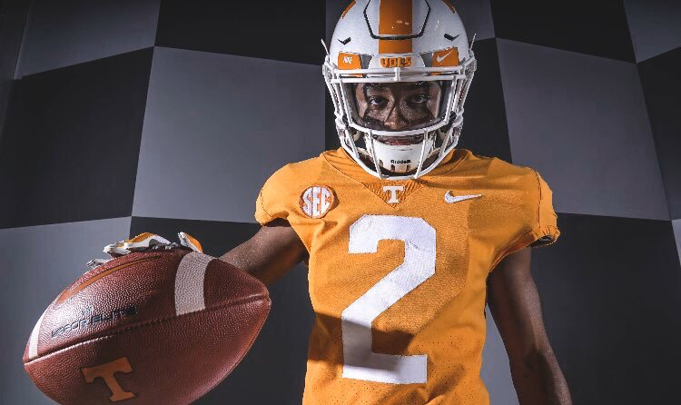BREAKING: Class of 2021 athlete commits to #Vols during visit (FREE) 247sports.com/college/tennes…