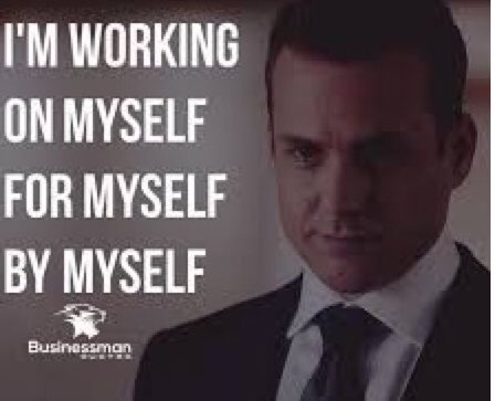 #workingonmyself #formyself #hustle  #hustlers #hustlequotes #hustlehard #whatwouldharveydo #suits @Suits_USA @Specter_Quotes @GabrielMachtpic.twitter.com/zwtHwUKF2d