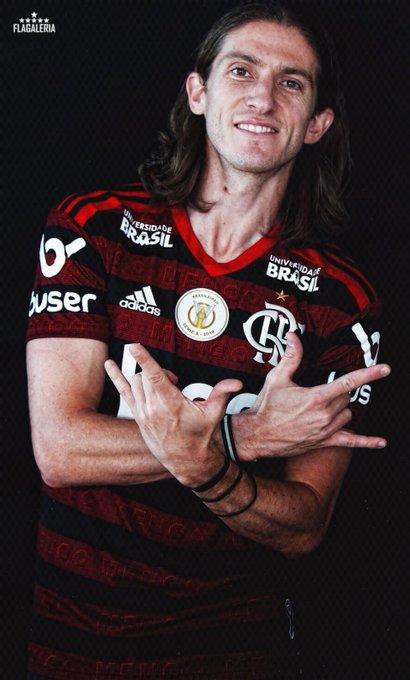Filipe Luís Foto