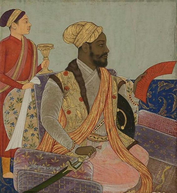 """El on Twitter: """"Malik Ambar was a pioneer of guerilla warfare in the Deccan  region and resisted the powerful Mughals and kept them away from his  region, in turn humbling the might"""