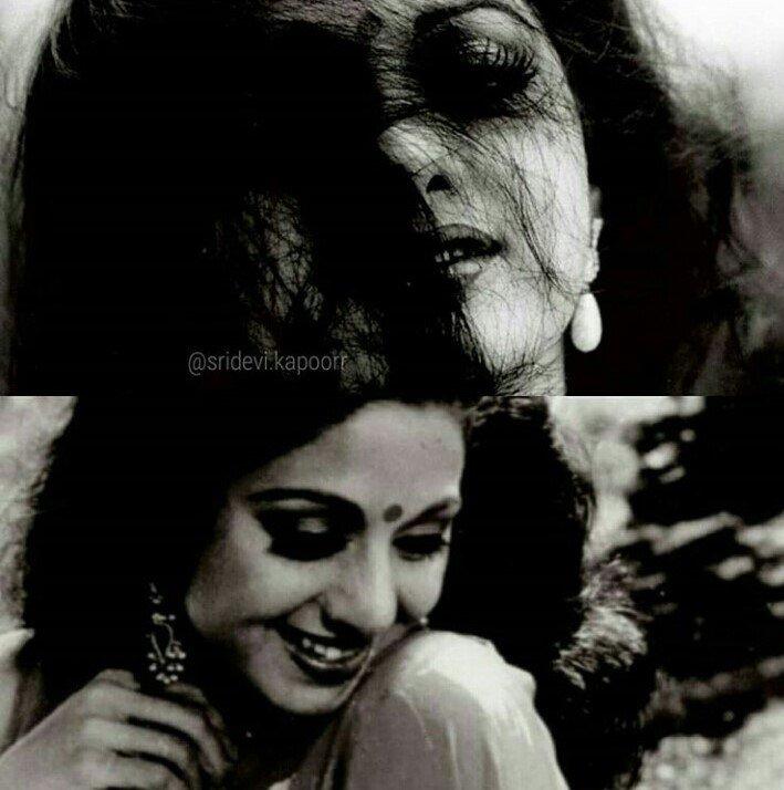 #Sridevi in and as #chandni  @SrideviBKapoor