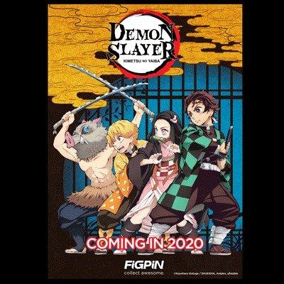 Demon Slayer FiGPiNs coming in 2020!  Blog Post   http:// bit.ly/2Q4MUTR      #FiGPiN #DemonSlayer<br>http://pic.twitter.com/n18FEMBI9g