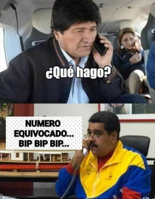 Tic Tac Tic Tac  #Bolivia #EvoMorales  #EvoDictadorFuera #SOSBolivia #ResistenciaCivilBolivia #SOSVenezuela #ResistenciaVzla<br>http://pic.twitter.com/6DebjPn16l