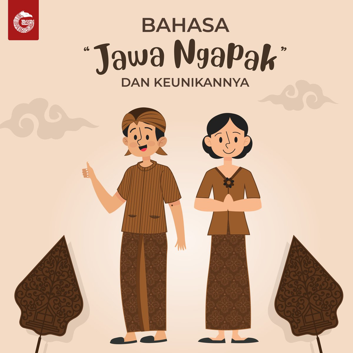 "Good News From Indonesia S Tweet ""Uniknya Bahasa Ngapak"