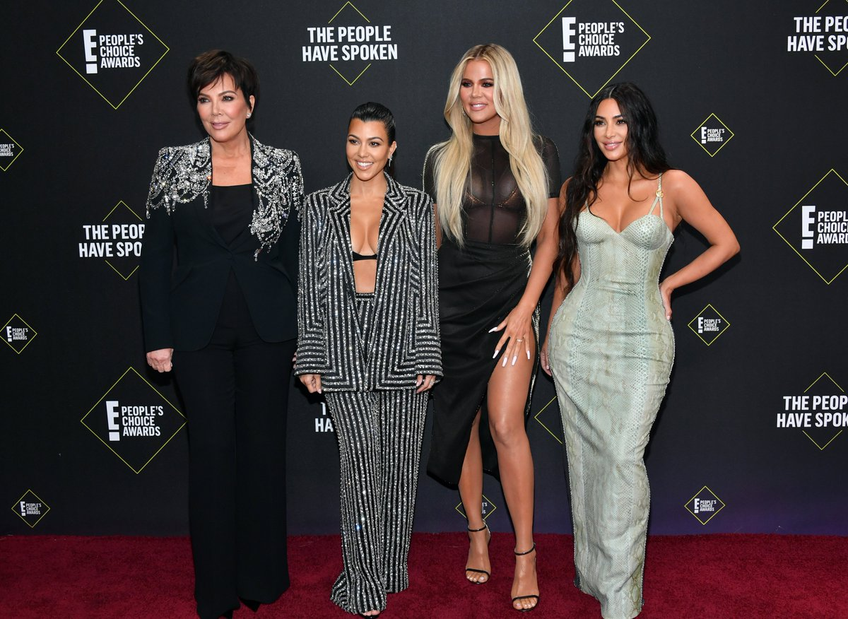 Two things are certain: The fam looks 🔥 Kris Jenner is taking home 10% 💰#PCAs