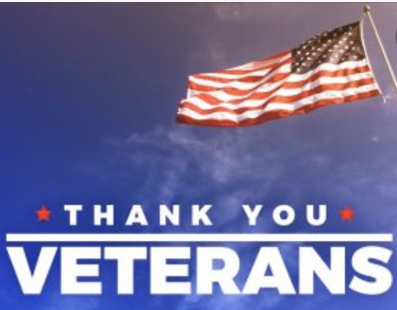 In remembrance of Veteran's Day, SES please wear red, white, and blue tomorrow!