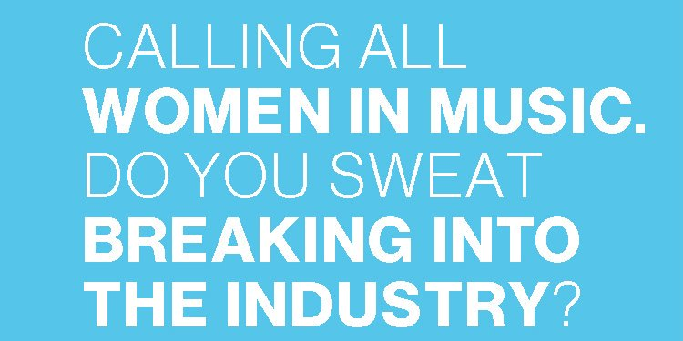 There are many things women in music have to sweat, but Secret believes equal opportunity should never be one of them. We're committed to exclusively featuring female singers & songwriters in our campaigns, and we're hosting a #CastingCallContest! ➡️ instagram.com/p/B4csX_Zp_7h/