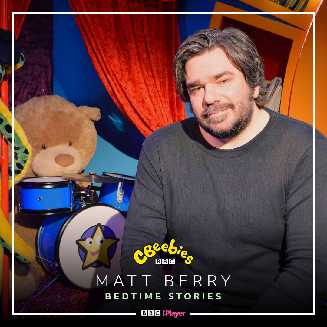 Matt Berry, #CBeebies here, can you hear us? 🤔  Join him for tonight's #BedtimeStory at 6:50pm - The Talent Show by Jo Hodgkinson 📚  @porksmith https://t.co/wgrcdUgeuA