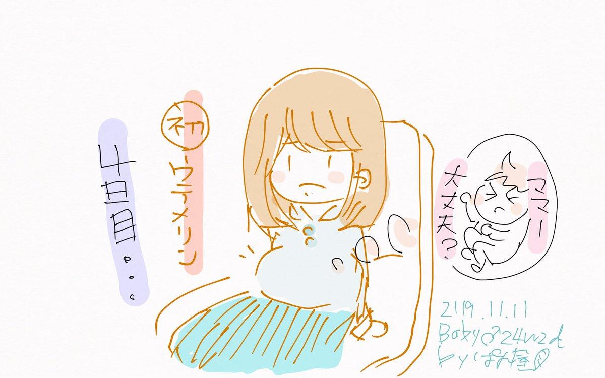 ヶ月 の お腹 張り 妊娠 七