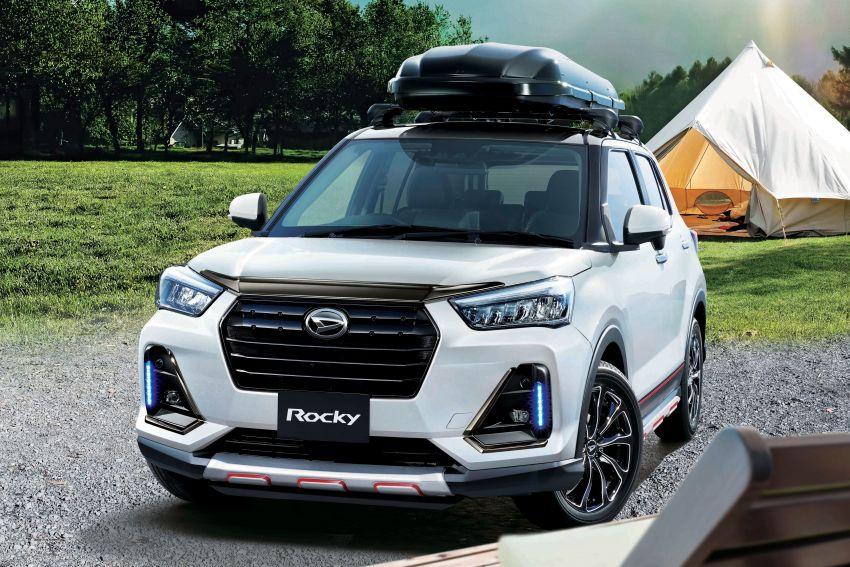 Daihatsu Hadirkan 3 Paket Modifikasi Dengan Gaya Berbeda Untuk Rocky. https://bit.ly/2NEioyF #KabarOto #Modifikasi #DaihatsuRocky