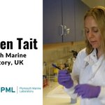 #MeetAScientist: Karen Tait from @PlymouthMarine is a co-inve...