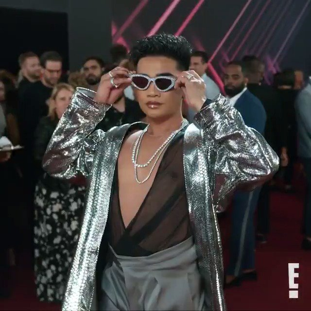 You truly pole danced into the peoples hearts. We love you @bretmanrock congrats on being The Beauty Influencer of 2019! #PCAs