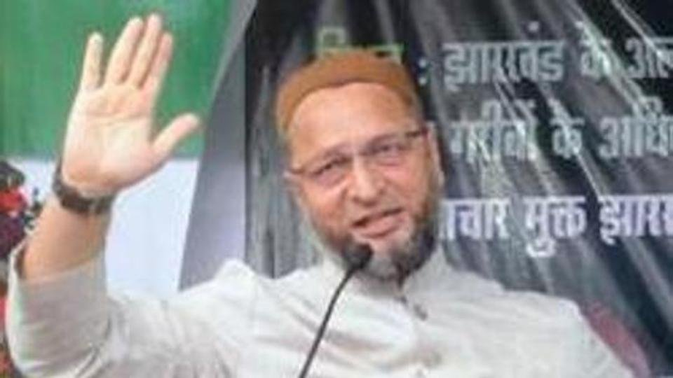 'If Babri Masjid illegal, why is LK Advani being tried': @asadowaisi hindustantimes.com/india-news/if-…