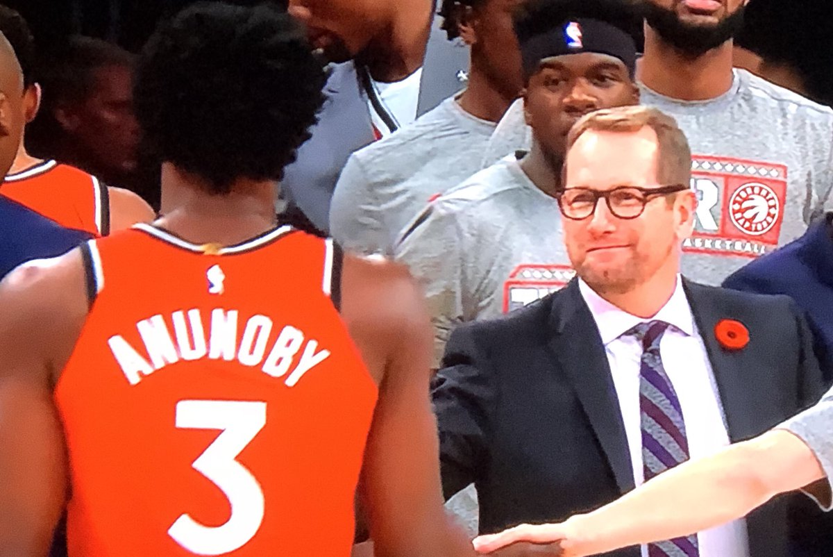 The Original Nick Nurse Fan Account