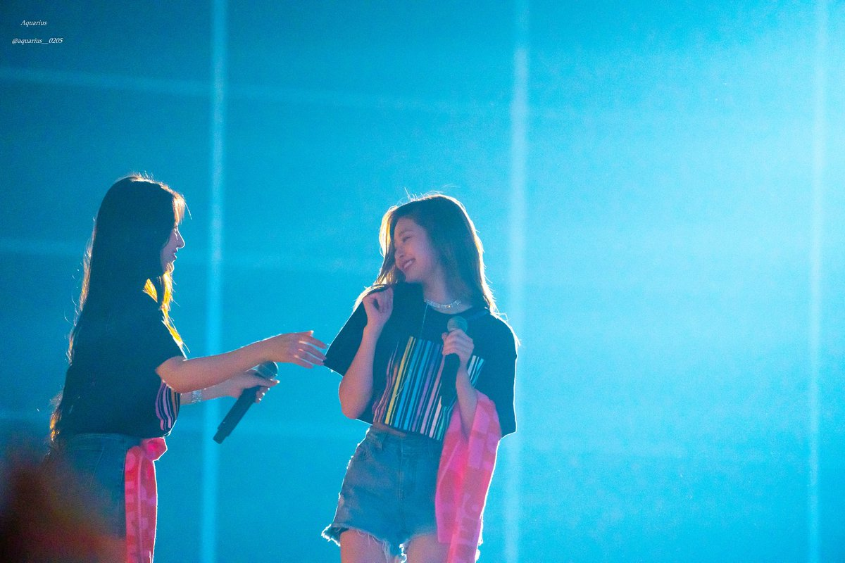 Both of them endure it. They being kicked when evaluation. They manage to stand up once again. Finally at the end, both of them got debut together. Both of them are the softest member of IZ*ONE.  #AlwaysWithIZONE  #TomorrowWithIZONE<br>http://pic.twitter.com/WRUnDt4bgy