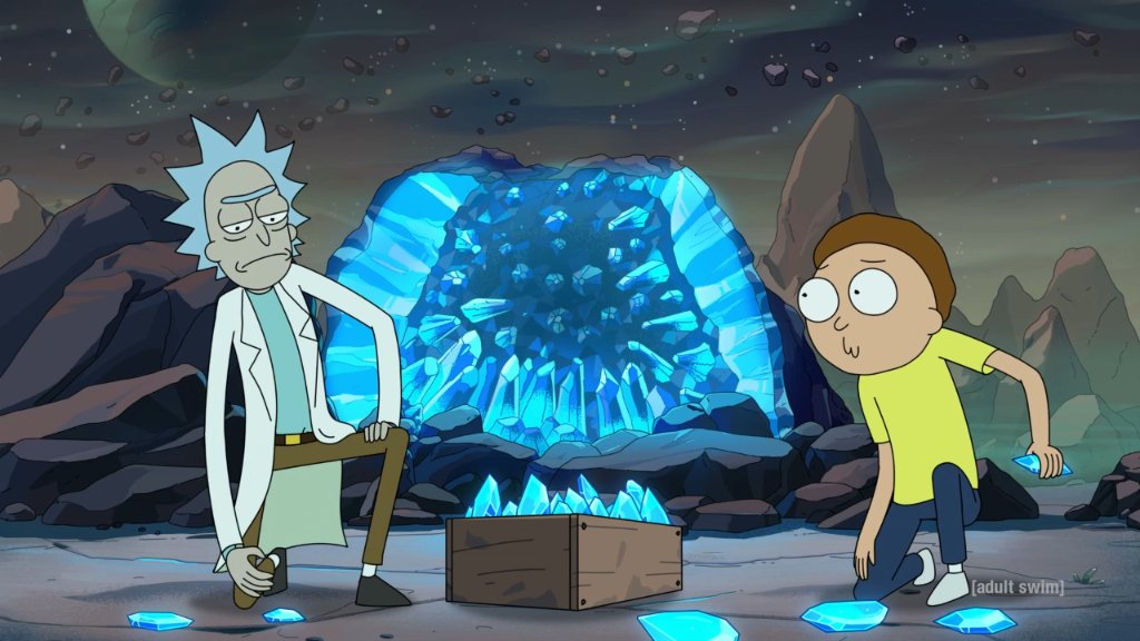 It's finally happening. Watch the first episode of #RickandMorty Season 4 on the @adultswim app or right here: https://t.co/v9L6UF1aoJ https://t.co/QzygE98rVG