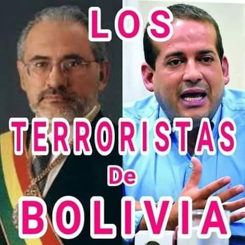 Risultati immagini per bolivia camacho asesino