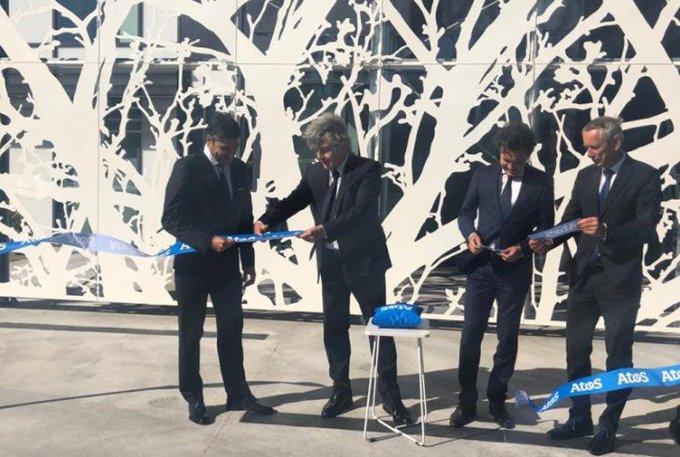 @Atos inaugura un nuevo Laboratorio de Supercomputación en Francia #HPC#supercomputinghttps...