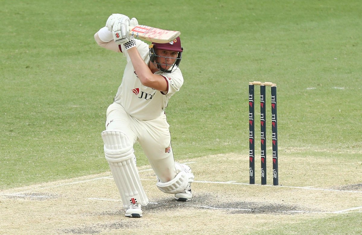 UP SOON: @qldcricket & @ToombulDCC opener @MattRenshaw449 will join us ahead of today's #SheffieldShield clash with @VicStateCricket LISTEN LIVE: http://bit.ly/2wgQAHM  #RadioTAB📻🏏
