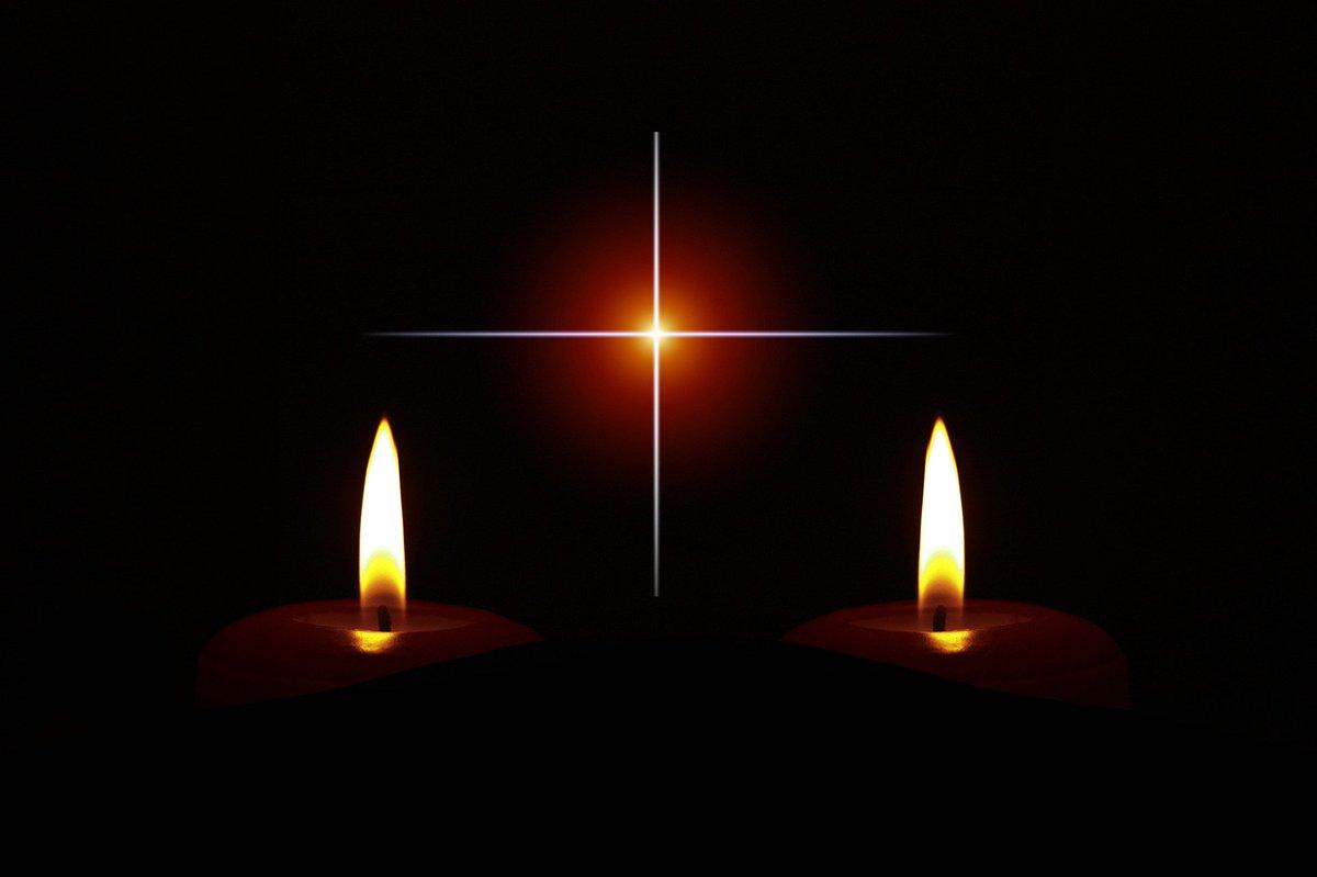Картинки свеча траура