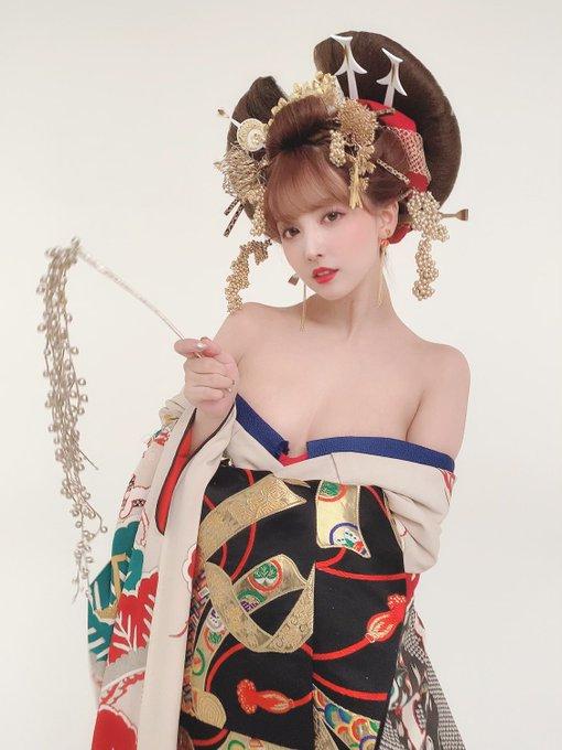 AV女優の自撮りエロ画像18
