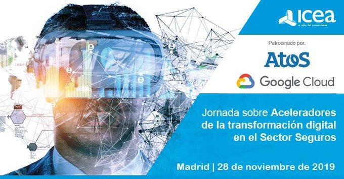 El 28 de noviembre participa en la Jornada sobre Aceleradores de la #transformaciondigital...