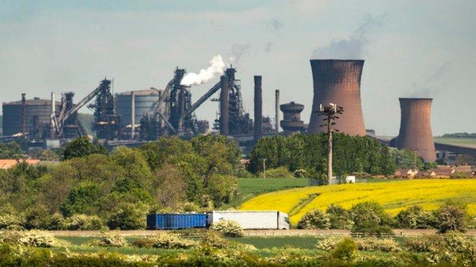 British Steel Photo