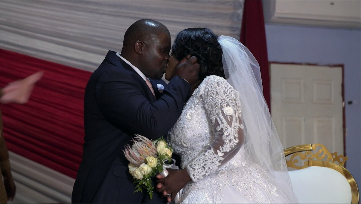 From 1989 to today, Mr and Mrs Malila have been together for 30 years.  #OurPerfectWedding