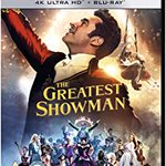 Image for the Tweet beginning: The Greatest Showman Blu-ray 4K