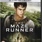 Image for the Tweet beginning: The Maze Runner - £5.04