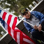 Image for the Tweet beginning: Today is Veteran's Day. On