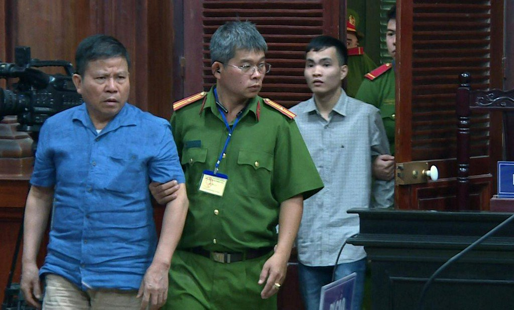 Vietnam jails Australian citizen for 12 years on 'terrorism' charges
