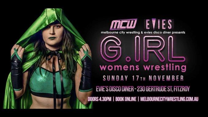 Melbourne City Wrestling