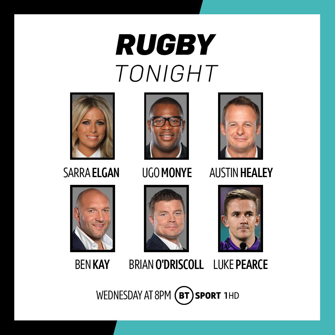 test Twitter Media - #RugbyTonight returns on Wednesday and there's plenty on our agenda...  • Champions Cup preview • Demos from BOD • How to succeed in Europe  Fancy joining us in the studio? ✋  📧 audience@rugbytonight.com https://t.co/JmqVACFCru