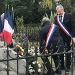 Image for the Tweet beginning: 🇫🇷 101ème anniversaire de l'Armistice
