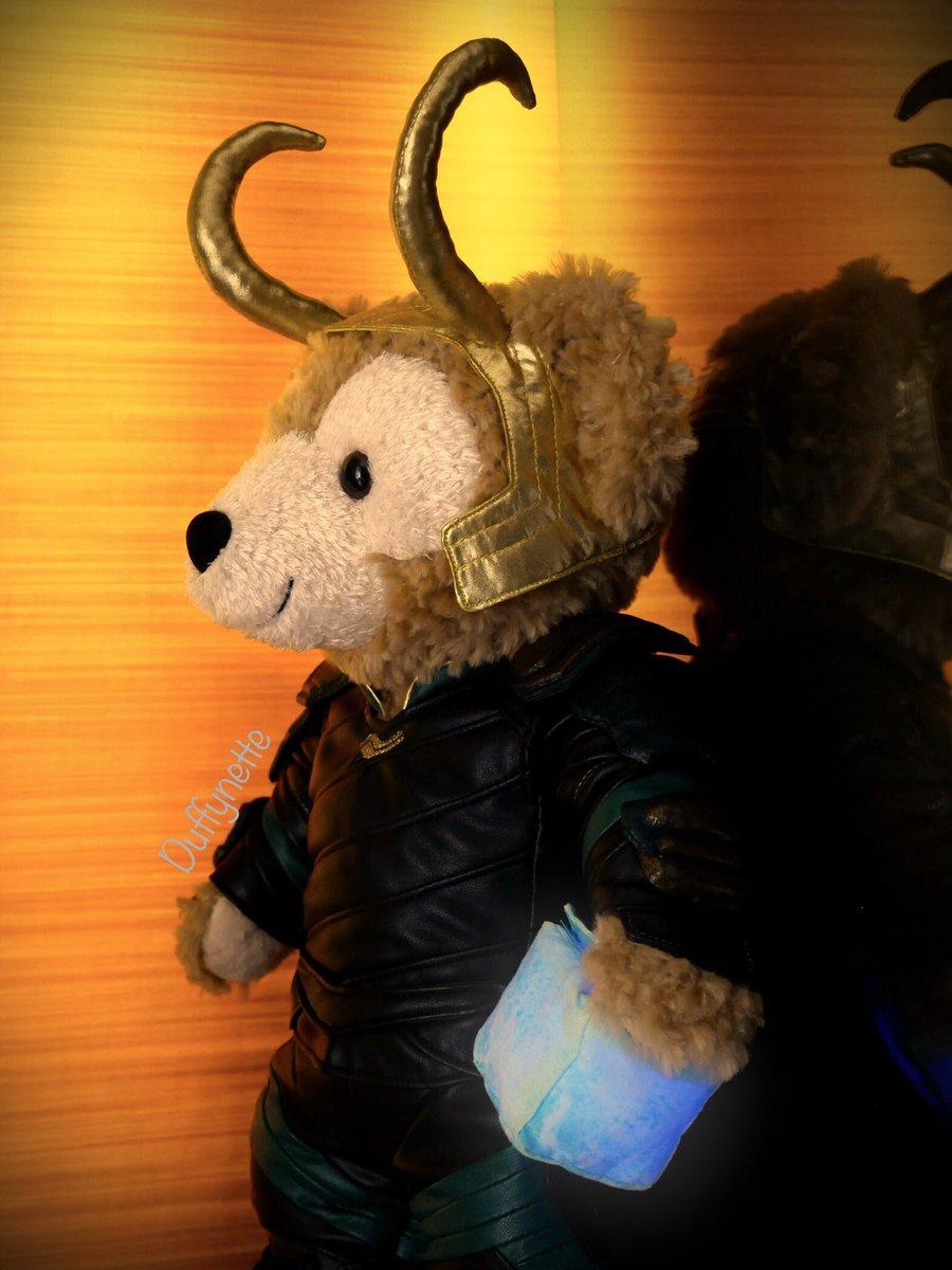 « 𝓘 𝓪𝓼𝓼𝓾𝓻𝓮  𝔂𝓸𝓾,  𝓫𝓻𝓸𝓽𝓱𝓮𝓻, 𝓽𝓱𝓮  𝓼𝓾𝓷  𝔀𝓲𝓵𝓵  𝓼𝓱𝓲𝓷𝓮  𝓸𝓷 𝓾𝓼  𝓪𝓰𝓪𝓲𝓷. »   #Loki #DuffytheDisneyBear #Avengers
