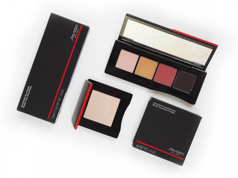 Shiseido co nowego kupiłam? Essentiale Eye Palette + Innerglow Cheekpowder + 7 Lights Powder Illuminator  https://deliciousbeauty.pl/shiseido-co-nowego-kupilam-essentiale-eye-palette-innerglow-cheekpowder-7-lights-powder-illuminator/  … Co zmalowałam nowymi kosmetykami #shiseido  . #shiseidomakeup  #shiseidoessentialeeyepalette  #shiseidoinnerglow  #shiseido7lights